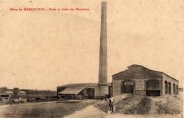 003 les mines - puits et salle des machines