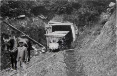 les mines de fer de barenton